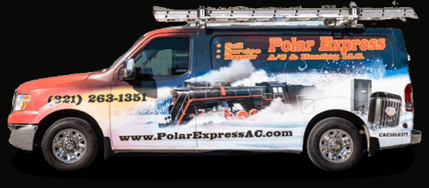 AC Repair Vehicle